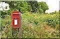 J2649 : Letter box near Kinallen and Dromara by Albert Bridge