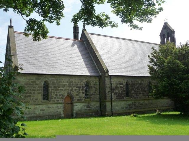 St Nicholas' Church, Grindale
