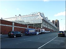 TQ3179 : Waterloo Station by Mike Faherty