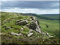 SK2384 : Stanage edge scene by Andrew Hill