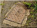 "J2053 : ""DUDC"" access cover, Dromore by Albert Bridge"