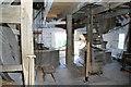 SJ4553 : Stretton Mill - stone floor by Chris Allen