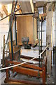 SJ4553 : Stretton Mill - machinery by Chris Allen