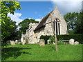 TL0775 : St Peter's church, Molesworth by David Purchase