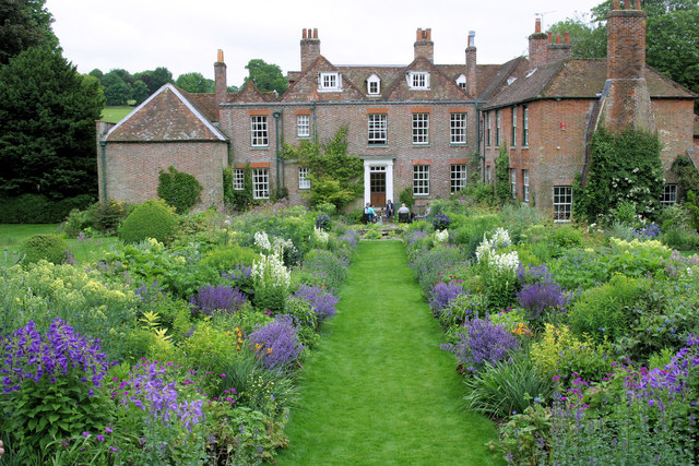 Bramdean House And Garden 169 Stuart Logan Cc By Sa 2 0