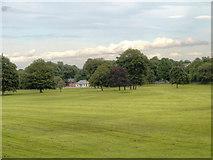 SD6911 : Moss Bank Park, Recreation Field by David Dixon