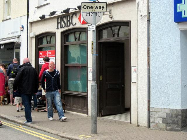 HSBC Bank Padstow