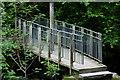 SH6504 : Bridge Across the Nant Dol-goch, Gwynedd by Peter Trimming