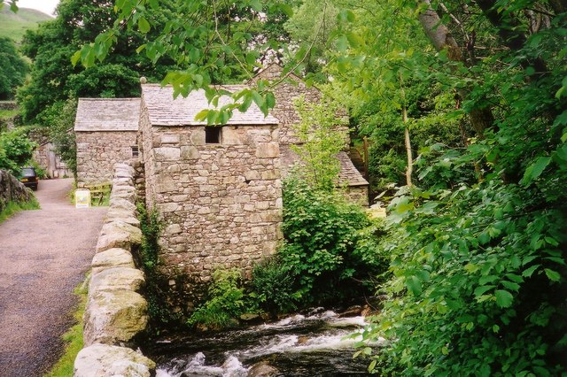 Eskdale Mill and Whillan Beck at Boot