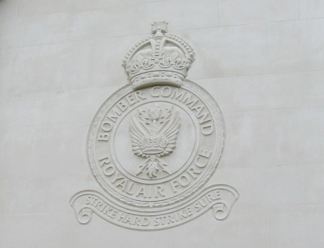 Insignia of RAF Bomber Command