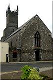 R3377 : Ennis - Abbey Street - Friary Ruins by Joseph Mischyshyn