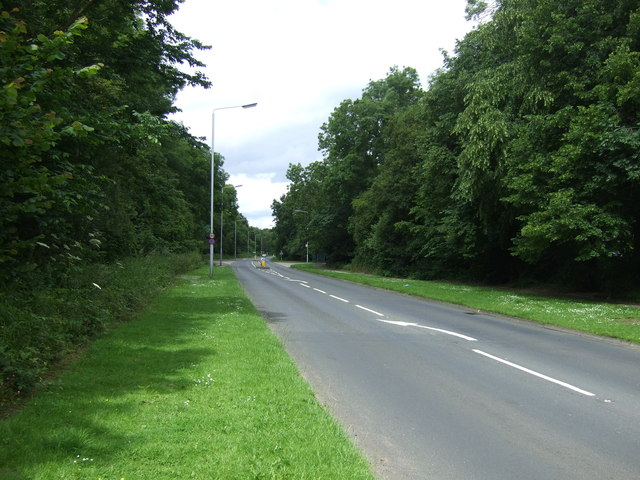 Bretton Way, Heading north