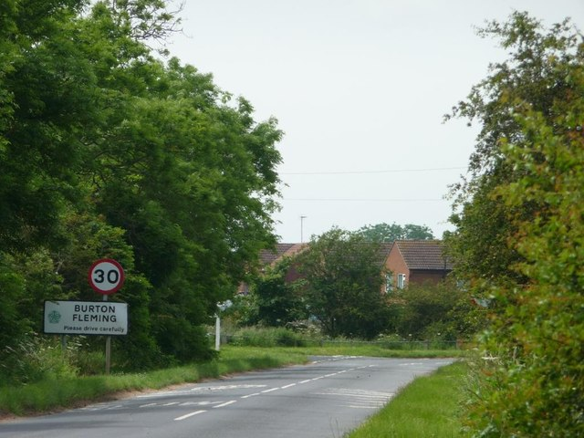 Burton Fleming, Please drive carefully