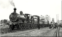 N9690 : Steam train, Ardee by Albert Bridge