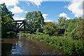 SU9947 : Shalford Railway Bridge by Ian Capper