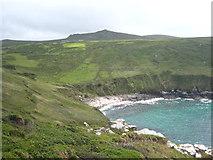 SW4237 : Porthmeor Cove by Rod Allday
