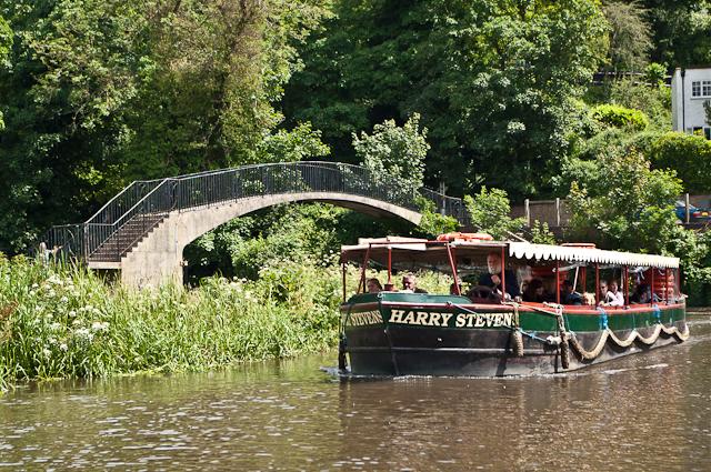 River Wey footbridge