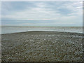 TQ9416 : Beach at low tide,  Rye Bay by Robin Webster