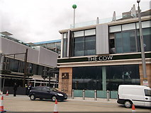 TQ3884 : The Cow, Public House, Stratford by David Anstiss