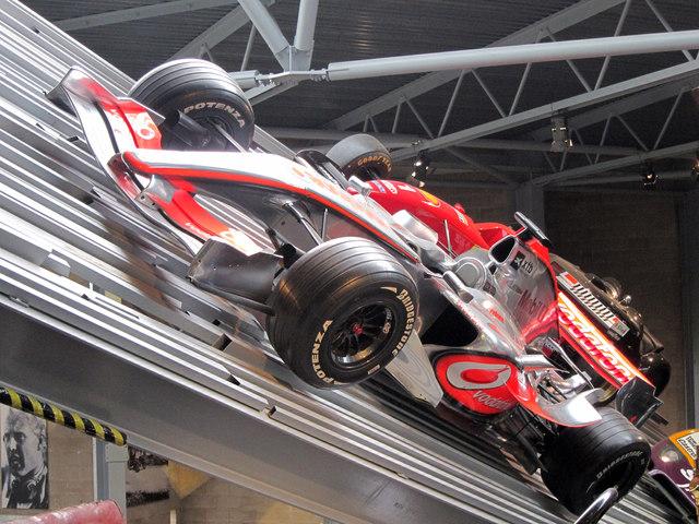 Mclaren F1 Car At Beaulieu Motor Museum 169 Oast House
