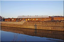 SO8277 : Old industrial buildings near the Staffs & Worcs Canal, Kidderminster by P L Chadwick
