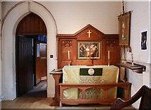 TQ3068 : St Philip, Beech Road, Norbury - South chapel by John Salmon