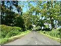 NZ0875 : Road to Milbourne by Alexander P Kapp