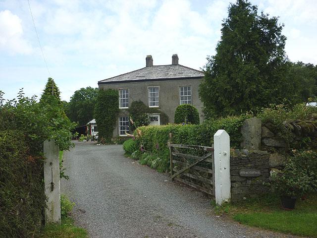 Holme Cottage near Ulpha, Duddon Valley