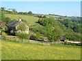 SX6970 : Middle Stoke Farm by Derek Harper