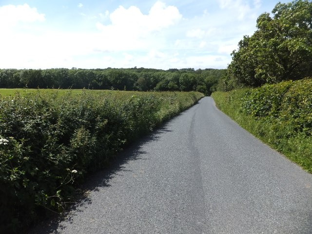Brocks Copse Road