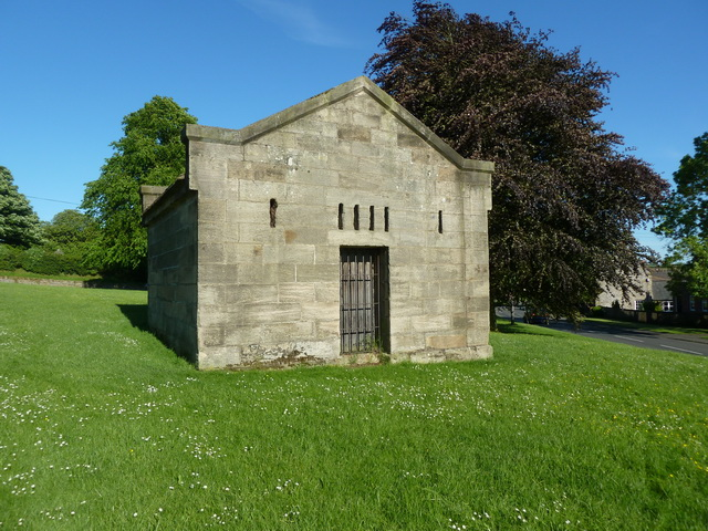 Jail on Stamfordham Village Green