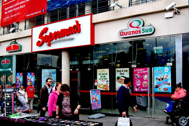 Galway - Rosemary Ave - Supermac's