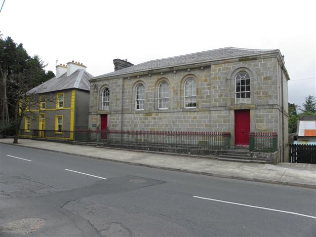 Courthouse, Glenties