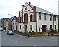 ST0799 : Former Disgwylfa Chapel, Merthyr Vale by Jaggery