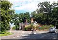 SU7271 : Whiteknights Park Lodge by Des Blenkinsopp