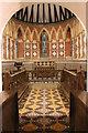 TA2800 : Chancel, St Martin's church, Waithe by J.Hannan-Briggs