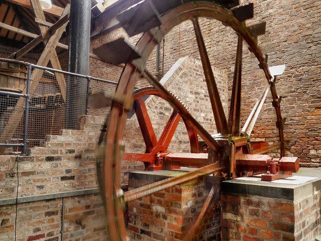 Waterwheel, MOSI Power Hall