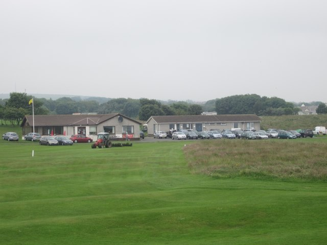 Magdalene Fields Golf Course Clubhouse