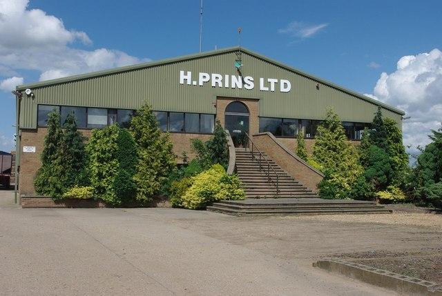 H. Prins Ltd