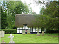 SU5794 : Thatched Cottage by Richard Croft