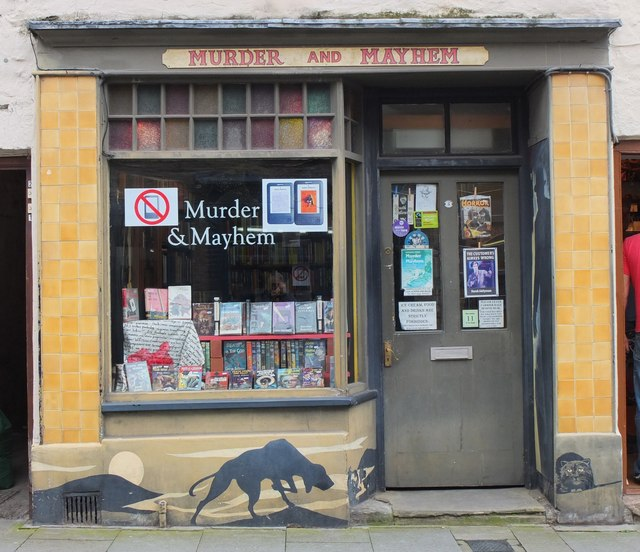 Murder and Mayhem in Hay-on-Wye