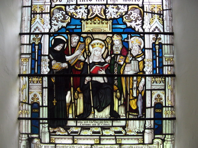 St Hilda & Venerable Bede