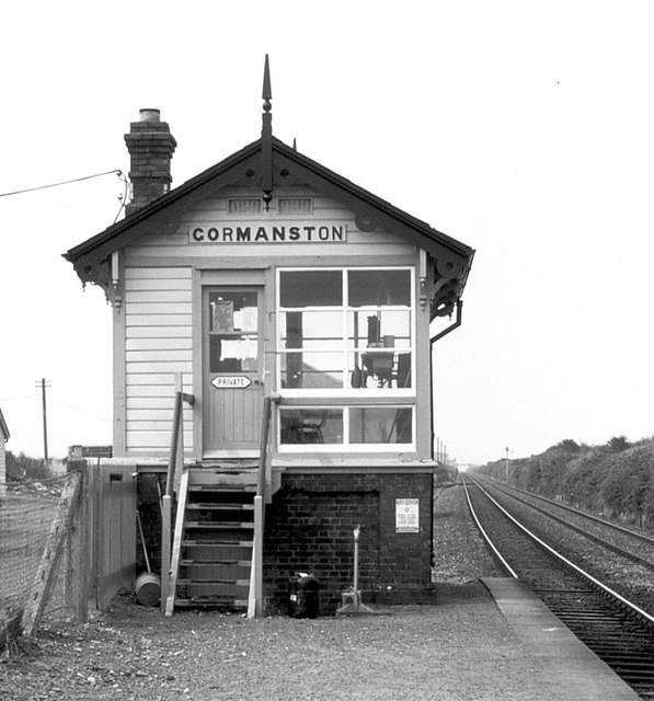 Gormanston signal cabin