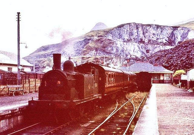 Ballachulish station