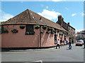 ST5445 : The City Arms public house, Wells by Chris Allen