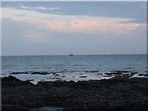 TQ4200 : Friars' Bay by Simon Carey