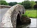 NY0314 : Crossing Wath Bridge by Perry Dark