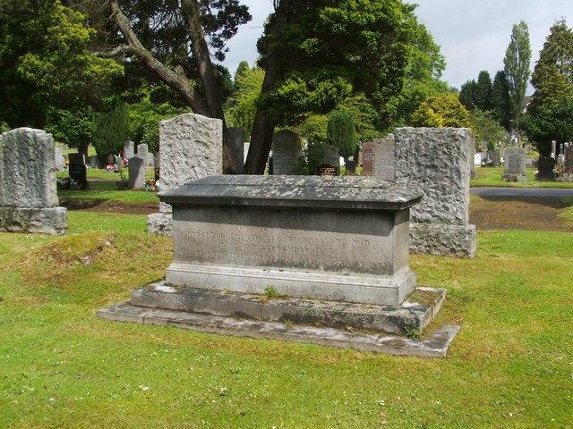 Memorial to Robert Buchanan