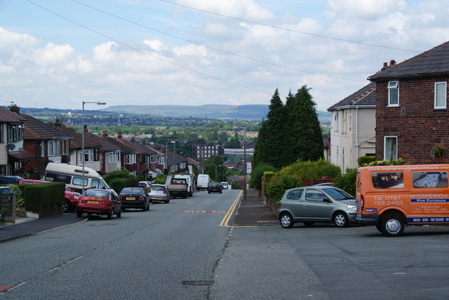 Outwood Road, Radcliffe