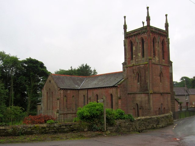 Church of St Bridget, Calderbridge